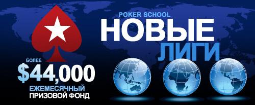Турниры Покер Старс